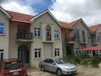 80% Finished 3 Bedroom Duplex with Bq in Jabi, Jabi By Vinee Gas, Jabi, Abuja, Terraced Duplex for Sale