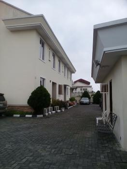 Luxury and Fully Serviced 4 Bedroom and a Room Bq, Banana Island, Ikoyi, Lagos, Terraced Duplex for Rent