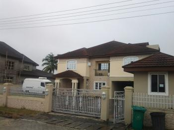 5 Bedroom Detached House on 979 Sqm Land with 2 Rooms Bq and 1 Room on The Penthouse, Cooperative Villa Estate, Badore, Ajah, Lagos, Detached Duplex for Sale