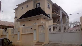 Brand New Built 3 Bedroom with a Room Boys Quarter Fully Serviced a/c , Generator, After V.i.o., Mabuchi, Abuja, Flat for Rent