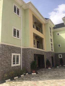 Luxury & Serviced 2bedrooms Apartments, By Next Cash N Carry Mall Near Naf, Jahi, Abuja, Flat for Rent