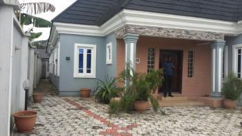 4 Bedroom Bungalow, Nta Road, Off Laritel Hotel, Obio-akpor, Rivers, Detached Bungalow for Sale