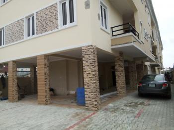 Newly Built 3 Bedroom Terrace Duplex, Agungi, Lekki, Lagos, Terraced Duplex for Rent