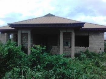 Four Bedroom Bedroom, Onimalu, Kajola Extension, Off Oda Road, Akure, Ondo, Detached Bungalow for Sale