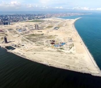 Wide Range of Various Land Sizes, Eko Atlantic City, Victoria Island (vi), Lagos, Mixed-use Land for Sale