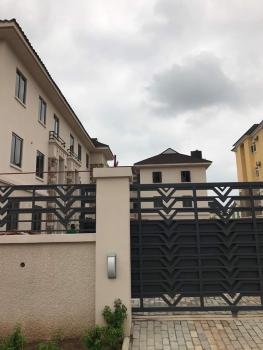 Luxury 4 Bedrooms Terrace Duplex, By Next Cash and Carry, Jahi, Abuja, Terraced Duplex for Rent
