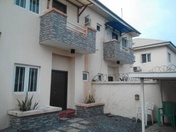 Luxury 3 Bedroom Duplex with a Room Bq All En Suites, Agungi, Lekki, Lagos, Semi-detached Duplex for Rent