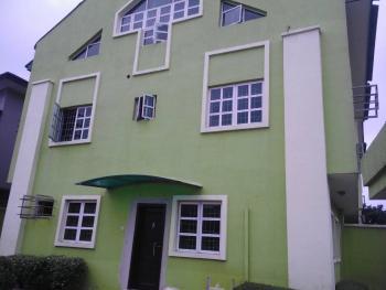 Nicely Built 4 Bedroom Semi Detached Duplex with a Room Bq All En Suites, Off Fola Osibo, Lekki Phase 1, Lekki, Lagos, Semi-detached Duplex for Rent