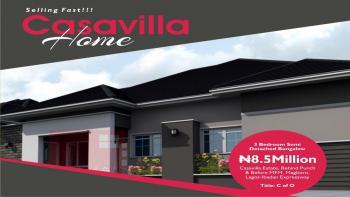 Casavilla Estate and Bungalows, Magboro, Lagos Ibadan Expressway, Magboro, Ogun, Semi-detached Bungalow for Sale