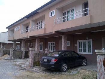 Exotic Two Bedroom Semi Detached Duplex with Family Lounge, Lekki Gardens Scheme (2), Abraham Adesanya Estate Axis, Lekki Gardens Estate, Ajah, Lagos, Semi-detached Duplex for Sale