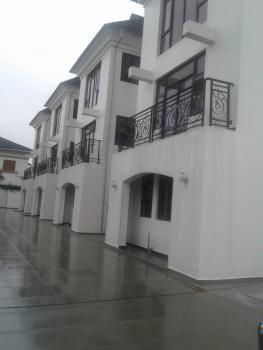 Newly Built 4 Bedrooms Luxury Town House, Old Ikoyi, Ikoyi, Lagos, Semi-detached Duplex for Rent