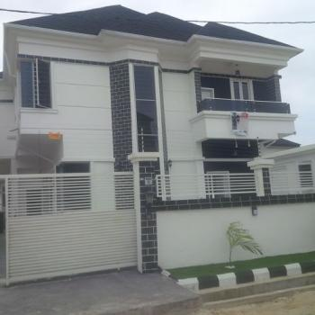 Exclusively Buit 5 Bedroom Duplex with Bq, Osapa, Lekki, Lagos, Detached Duplex for Sale