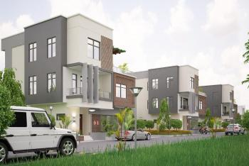 Luxury Finished  4 Bedroom Fully-detached Duplexes with Bq, Palace Rd, Oniru, Victoria Island (vi), Lagos, Detached Duplex for Sale