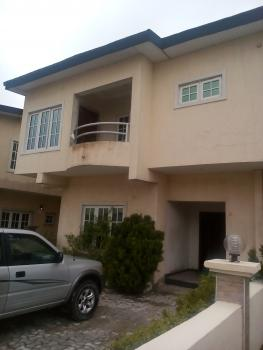 4 Bedroom Duplex with Bq, Phase 2  G Block, Lekki Gardens Estate, Ajah, Lagos, Terraced Duplex for Rent
