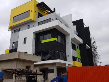 Luxury 5 Bedroom Terrace Duplex with Bq, Banana Island, Ikoyi, Lagos, Terraced Duplex for Sale