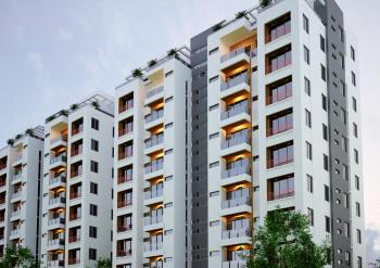 Luxury 3 Bedroom Apartments with Bq, Oniru Chieftaincy Estate, Oniru, Victoria Island (vi), Lagos, Block of Flats for Sale