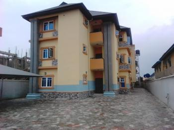 Sharp 3 Bedroom Apartment for Rent at Greenfield Estate, Ago Palace, Okota, Greenfield Estate Okota, Ago Palace, Isolo, Lagos, Flat for Rent