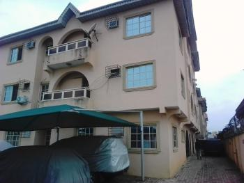 Sharp 3 Bedroom Apartment for Rent in Ago Palace, Okota, Ago Palace Way, Ago Palace, Isolo, Lagos, Flat for Rent
