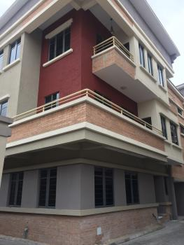 Exquisitely Finished 4 Bedroom Luxury Terrace Duplex with a Boys Quarter and a Laundry Room at Oniru,vi.( Close to 4point By Shera, Oniru,vi.( Close to 4point By Sheraton), Oniru, Victoria Island (vi), Lagos, Terraced Duplex for Sale