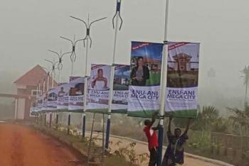 Enu-ani Mega City, Isele-asagba, Aniocha North, Delta, Residential Land for Sale