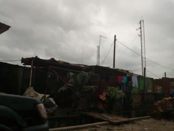 1700sqm Land (corner Piece), Agege Motor Road, Alasia, Oshodi, Lagos, Commercial Land for Sale
