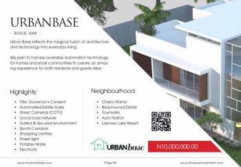 Urban Base Estate (ready to Build), Bogije, Ibeju Lekki, Lagos, Residential Land for Sale