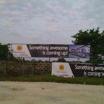 Opulence Estate (ready to Build), 15 Seconds From The Lekki Epe Expressway, Lakowe, Ajah, Lagos, Residential Land for Sale