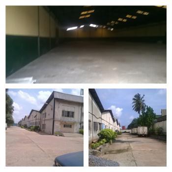 Direct Warehouse for Sale Along Apapa Oshodi Expressway, Apapa-oshodi Expressway, Ijesha, Lagos, Warehouse for Sale