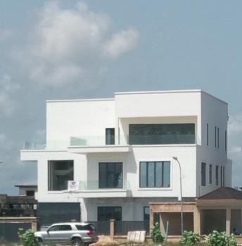5 Bedroom Mansion with 2 Rooms Bq, Pinnock Beach Estate, Osapa, Lekki, Lagos, Detached Duplex for Sale