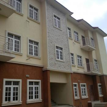 3bedrooms with 3 Toilets for Rent at Nbora Inside Citec Estate with Small Untarred But Well Graded Road for 1m Rent, Mbora, Mbora, Abuja, Flat for Rent