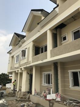 Still Selling New 4 Bedroom Terrace Duplex with Bq in Mabuchi 45m, Kado, Abuja, Terraced Duplex for Sale
