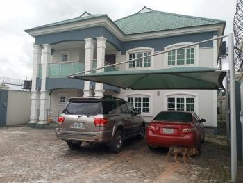 Furnished Ensuite 4bedrooms Duplex, at Okhoro Off New Lagos Rd, B/c., Edosa Street, Off Okhoro, Off New Benin., Uselu, Egor, Edo, Detached Duplex for Sale