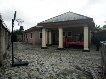 Tastefully Finished 4 Bedroom Detached Bungalow with 2 Bedroom Flat Boy Quarters, New Road, Off Nta Road By Laritel, Port Harcourt, Rivers, Detached Bungalow for Sale