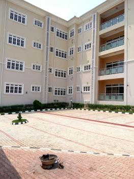 Newly Built and Exquisite Finished 12 Units of 3 Bedroom Serviced Flat with a Room Bq, Katampe Extension, Katampe, Abuja, Flat for Sale