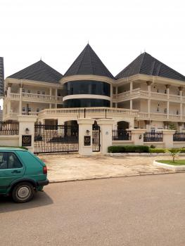 Luxury 6 Units of 4 Bedroom Serviced Royal Terrace with a Room Bq, Fitted Kitchen, Swimming Pool, Katampe Extension, Katampe, Abuja, Terraced Duplex for Rent