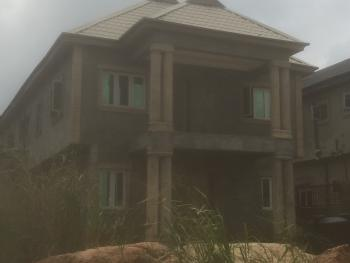 Luxury Four Bedroom Duplex with Two Units of Two Bedroom Flats, Km 46, Ogun, Detached Duplex for Sale