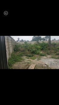 Four Plots of Land (fully Fenced), Igbo-etche Road, 3 Minutes Drive From Trinity Garden Estate, Rumuokwurushi, Ikwerre, Rivers, Mixed-use Land for Sale