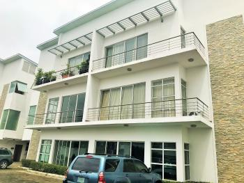 Spacious and Beautiful Waterfront 3 Bedroom Apartment with a Gym and Water Side Swimming Pool, Banana Island, Ikoyi, Lagos, Flat for Sale