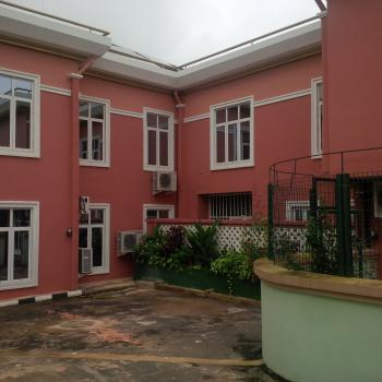Fully Serviced & Well Finished 4 Bedroom Semi Detached Duplex with Bq, Asokoro District, Abuja, Semi-detached Duplex for Rent