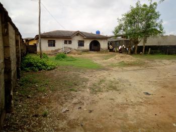 Standard Three Bed Room Bungalow on Full Plot of Land at Igando, Igando Lagos, Igando, Ikotun, Lagos, Detached Bungalow for Sale