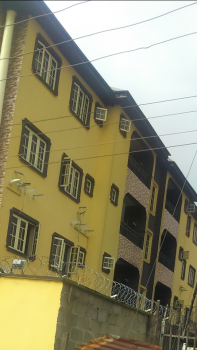 Newly Built Spacious 3 Bedroom Flat to Let in Alagomeji, Yaba., Off Hughes Avenue, Close to Herbert Macaulay. Alagomeji, Yaba., Alagomeji, Yaba, Lagos, Flat for Rent