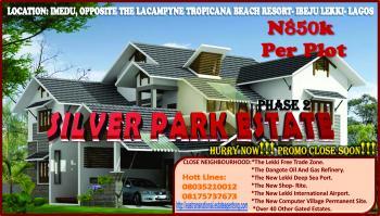 Silver Park Estate Phase 2, Opposite The Lacampyne Tropicana Beach Resort, Lekki Free Trade Zone, Lekki, Lagos, Mixed-use Land for Sale