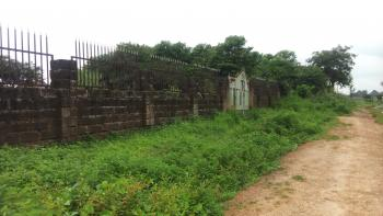 Fenced & Gated Residential Build & Live Land, Off Tos Douglas Crescent, Near Brickhall School, By Games Village Entrance Gate, Kaura, Abuja, Residential Land for Sale