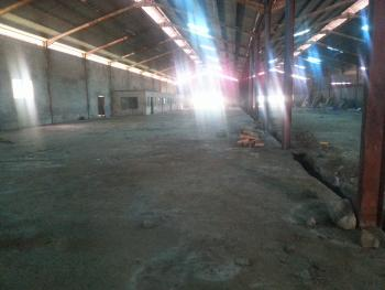 3 Bay Warehouse Space Measuring 45,000 Sqft with Office Spaces, Off Oregun Road, Oregun, Ikeja, Lagos, Warehouse for Rent