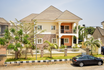 Newly Built 4 Bedroom Detached Duplex with a Room Servant Quarter, Fitted Kitchen, Swimming Pool, Apo, Abuja, Detached Duplex for Sale