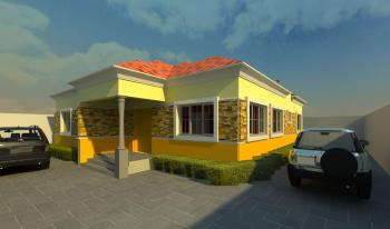 Uncompleted 3 Bedroom Bungalow, Abc Gardens Estate, Beside Ifo General Hospital, Ifo, Ogun, Detached Bungalow for Sale