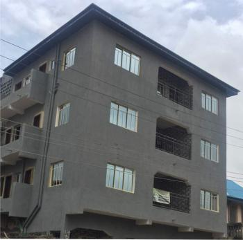 Spacious Two (2) Bedroom Flat Apartments in a New Building, Borno Way, Off Hughes Avenue, Alagomeji, Yaba, Lagos, Flat for Rent