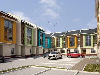 4 Bedroom Apartment, Grandville Court, 21, Akin Akansaya Street, Off Town Planning Way, Palmgrove, Ilupeju, Lagos, Terraced Duplex for Sale