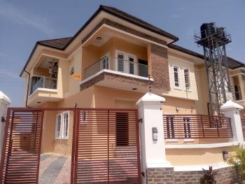 Spacious 4 Bedroom Semi-detached Duplex with Bq Inside an Estate, Ologolo Street, Just Before Agungi, Ologolo, Lekki, Lagos, Semi-detached Duplex for Sale