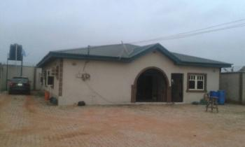 Lovely 3 Bedroom Bungalow with  Roomself Contained B/q, Akute, 2, Unity Av, Off Tipper Garage, Akute, Agege, Lagos, House for Sale